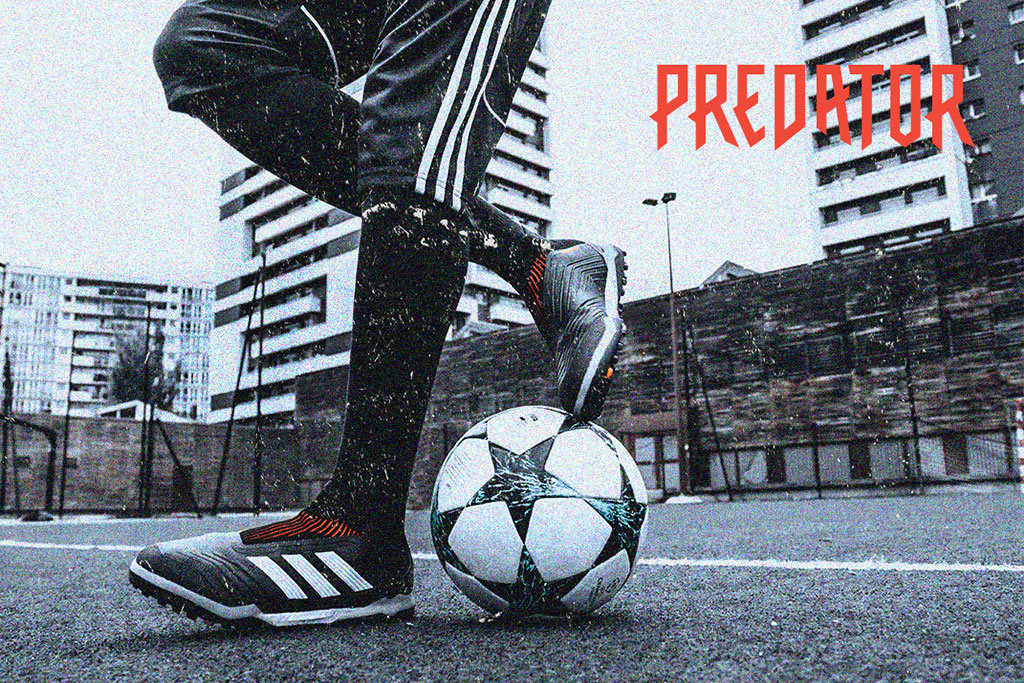 Fives Street X Adidas Predator Launch