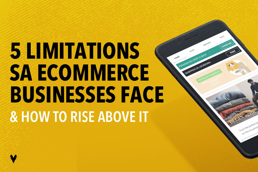 5 Major struggles that SA Ecommerce Business owners face